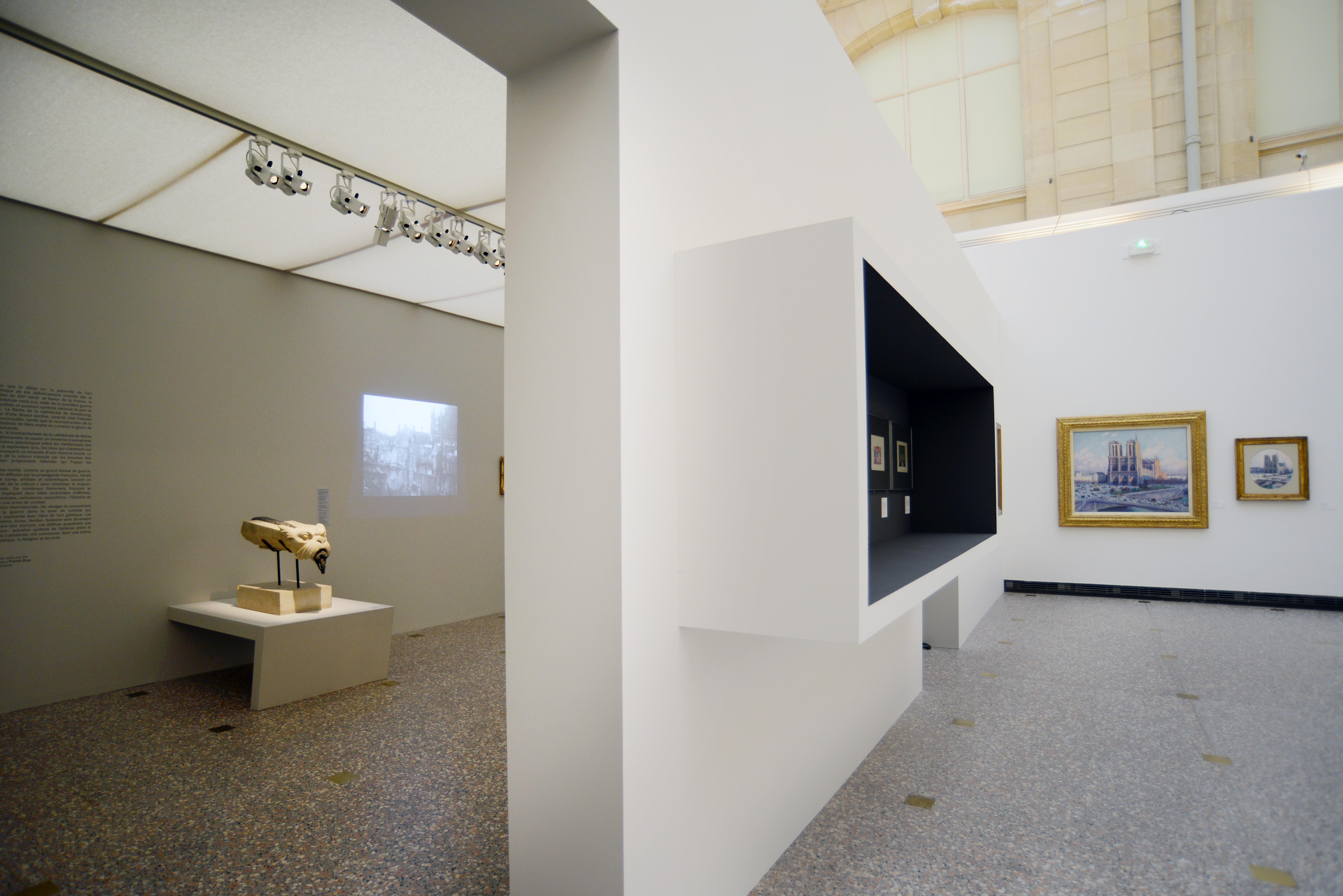 CATHEDRALES, musée des Beaux-arts de Rouen